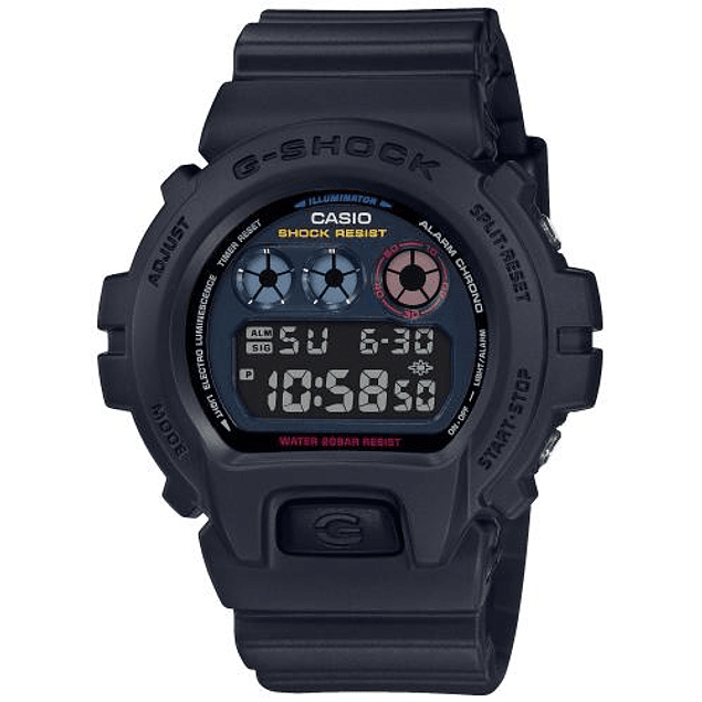 Black X Neon Series DW-6900BMC-1ER
