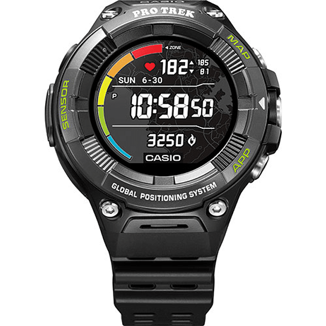 Smartwatch WSD-F21HR-BKAGE