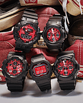 Adrenalin Red Series GA-700AR-1AER