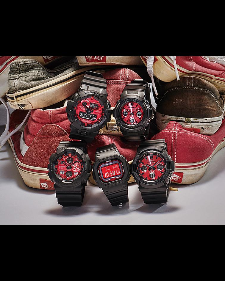 Origin Bluetooth Adrenalin Red Series GW-B5600AR-1ER