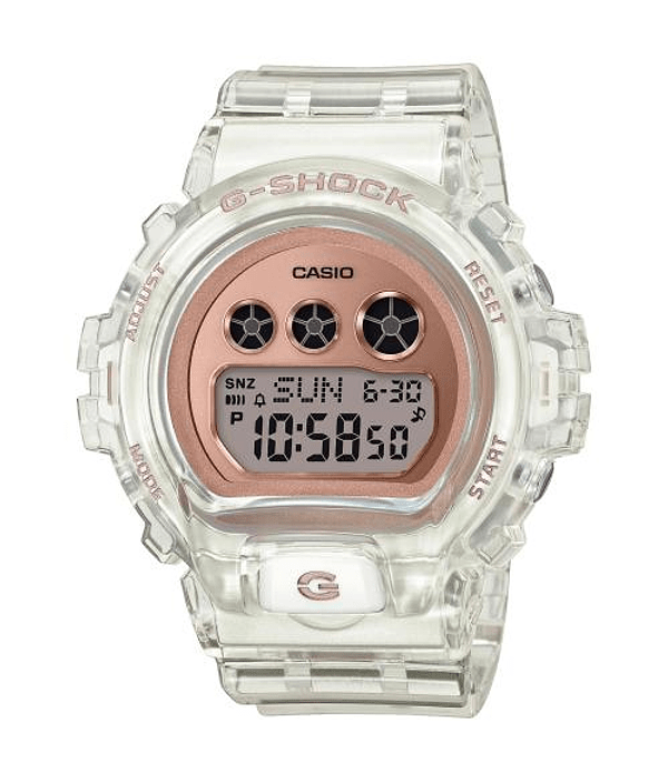 Transparent X Rose Gold S Series GMD-S6900SR-7ER