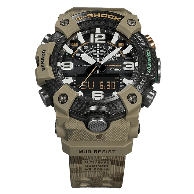 British Army Collaboration Mudmaster Bluetooth GG-B100BA-1AER