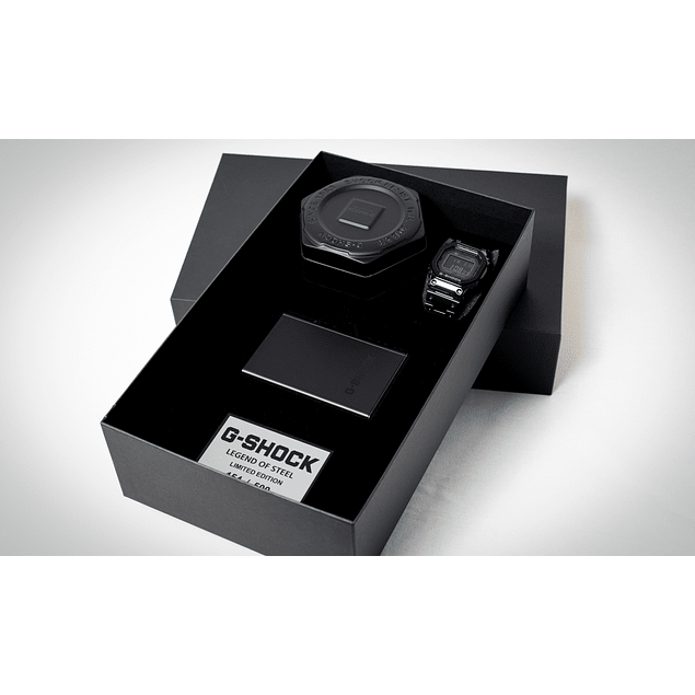 #500 Limited Edition Origin Full Metal GMW-B5000GDLTD-1ER