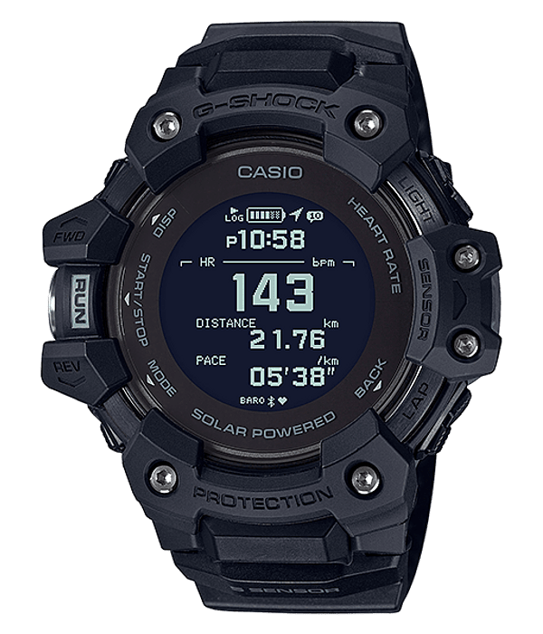 Heart Rate + GPS G-Squad GBD-H1000-1ER