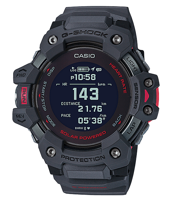 Heart Rate + GPS G-Squad GBD-H1000-8ER