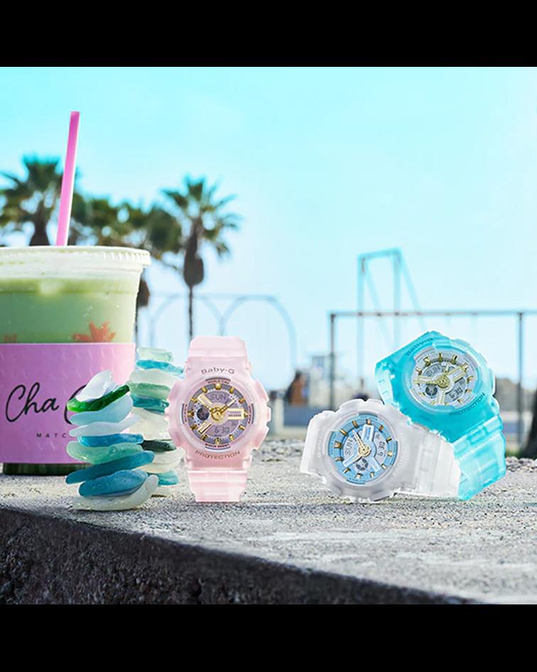 Sea Glass Color Series BA-110SC-4AER