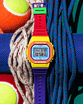 90's Psychedelic Pattern Series DW-5610DN-9ER