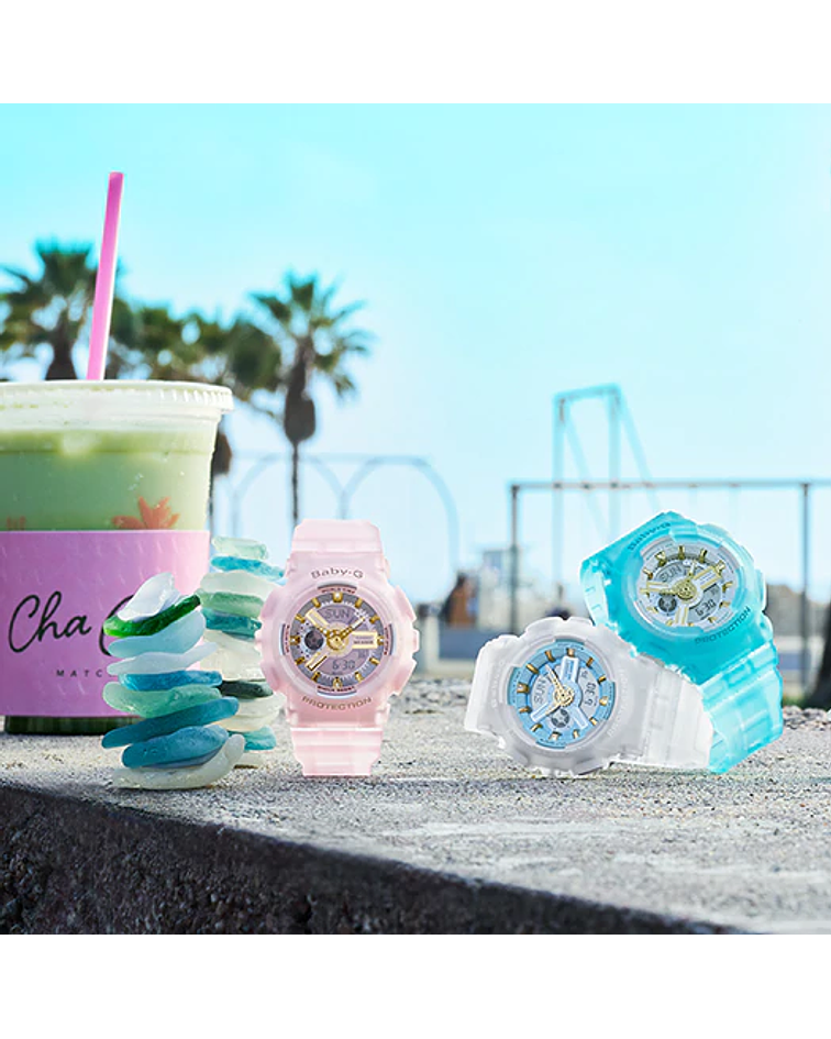 Sea Glass Color Series BA-110SC-2AER