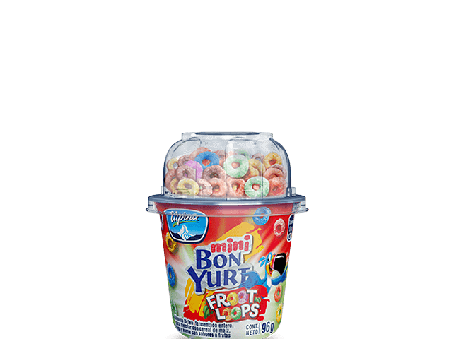 Mini Bon Yurt Froot Loops