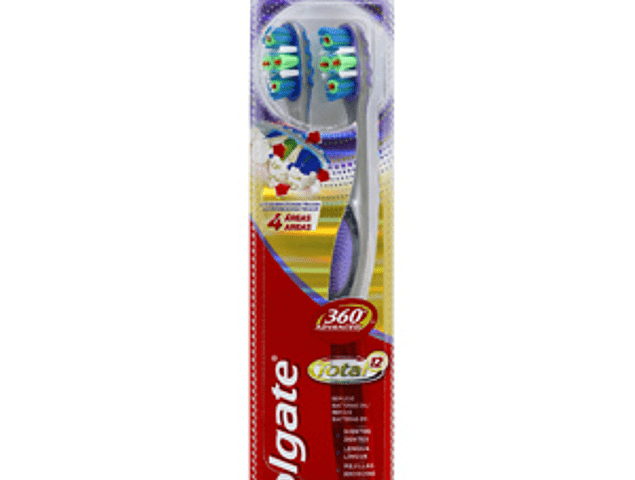 Cepillo dental colgate 360