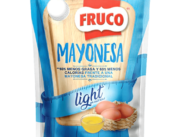 Mayonesa light fruco