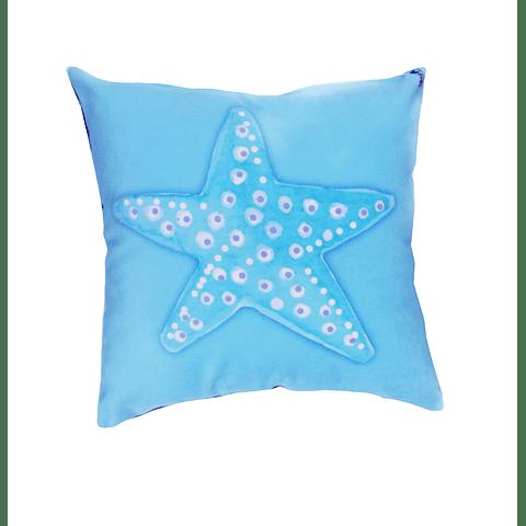 Cojín estrella de Mar