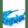 Collar Chascon blue