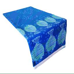 Caminito de Mesa Pez Azul