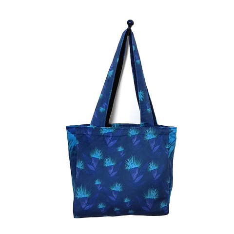 CASUAL BAG BLUE