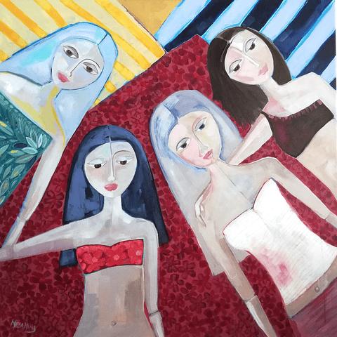 Cuadro 4 mujeres