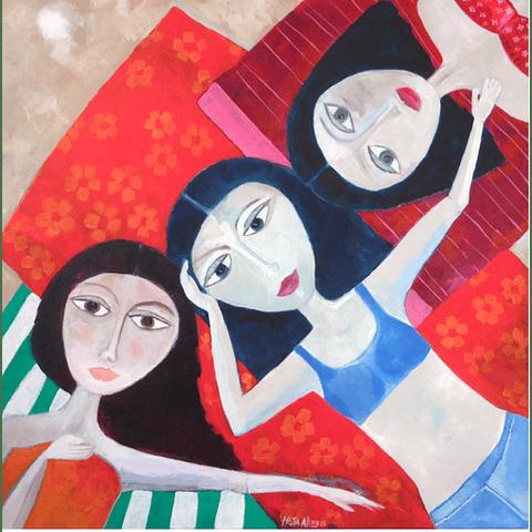 Cuadro 3 mujeres