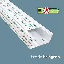 Canaleta 100x50 (2 m) HF - Halogen Free