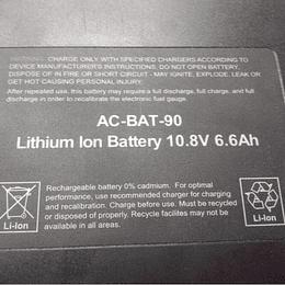 Bateria Recargable Li-ion UK-80M