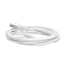 User Cord  Slim CAT. 6A 3.1m Gris SFTP LSZH