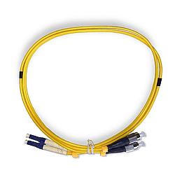 Jumper DP FC-SC/UPC SM 9/125 G652D 1mt LSZH