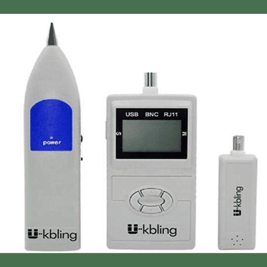 Chequeador UTP + Generador de tono