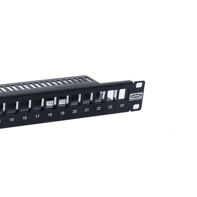 Patch Panel 24 Pos. Vacio