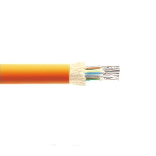 Cable Fibra Óptica Multimodo OM3 6 hilos CDG