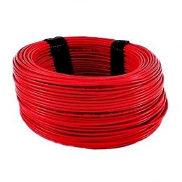 THHN 8 Awg Rojo(100 Mts.)