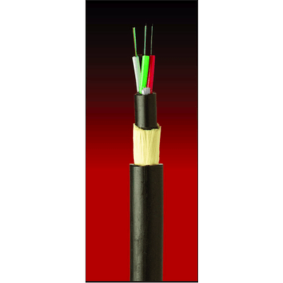 420 mts. Cable fibra optica  48x10 ADSS-200 TIA 598 & G652D