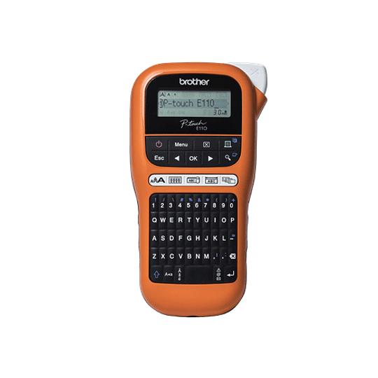 Rotuladora PT-E110VP LCD QWERTY