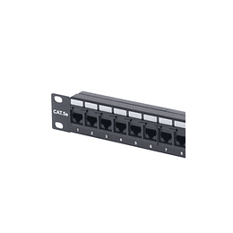 Patch Panel 24 P CAT.5E