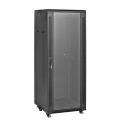 Gabinete 19´´ 32 U x600 x600mm puerta microperforada