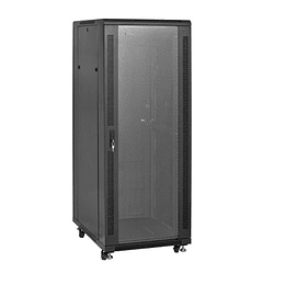 Gabinete  19´´ 32U x600x800mm Puerta Microperforada