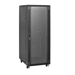 Gabinete Rack 19´´ 32U x600x800mm Puerta Microperforada