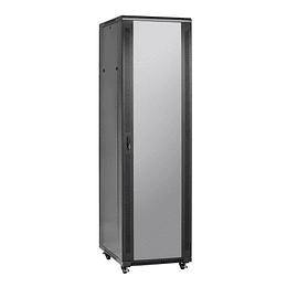 Gabinete  19´´ 45Ux600x800mm S/P