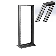 Rack Bastidor 19´´ 31Ux600x100mm