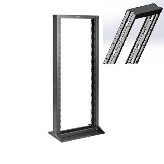 Rack Bastidor 19´´ 31Ux600x100mm