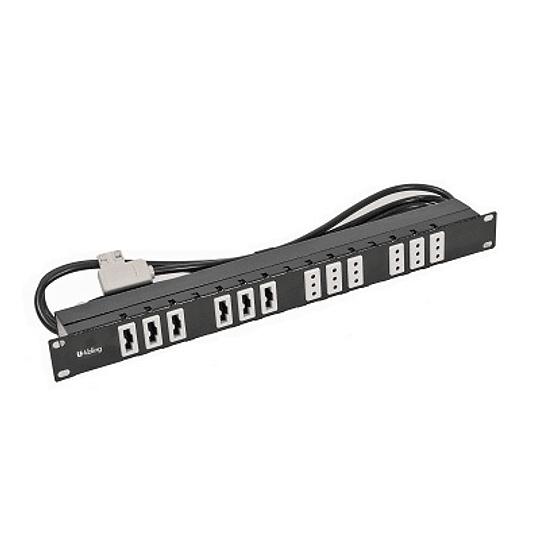 PDU 19  220V 10A 6x5113 6x5100/P 2200
