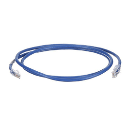 User Cord Cat 6 1,50m Azul / Blanco cod. UTPSP5BUY