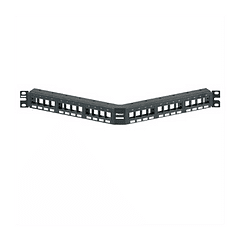 Patch Panel Angulado 24P Modular