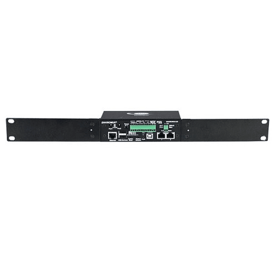 Set de montaje rack para Enviromux 2D