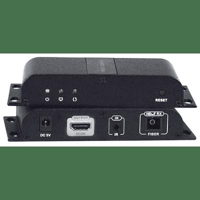Extensor HDMI - FO mod. XTENDEX ST-FOHD-SC-U