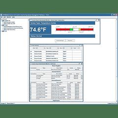 Software de monitoreo Servidor NTI MNG-0010