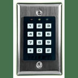 Control Acceso keypad mod. EUX-ACK