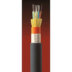 Cable Fibra Óptica 06x10 CDAD TIA 598/G652D Amarillo