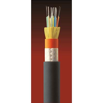 Cable Fibra Óptica 12x10 CDAD -TIA 598 / G652D Amarillo