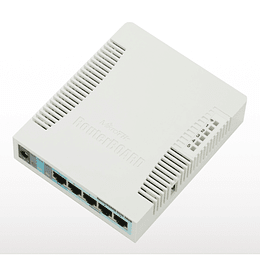 Router Mod. RB951G-2HND 2,4 GHZ 5p 10/100