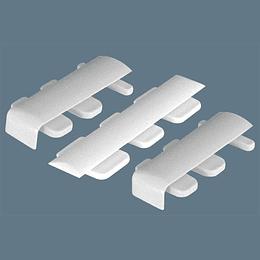 Unión recta 100x50