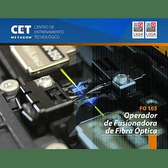27 de agosto - Curso Operador de Fusionadora de Fibra Óptica